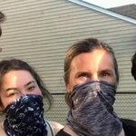 顔と首元をクーリングできて、マスクの代用アイテムにもなる|MISSION