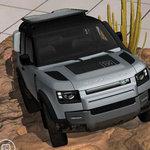ランドローバー、自分好みのディフェンダーを作れるARアプリをリリース|Land Rover