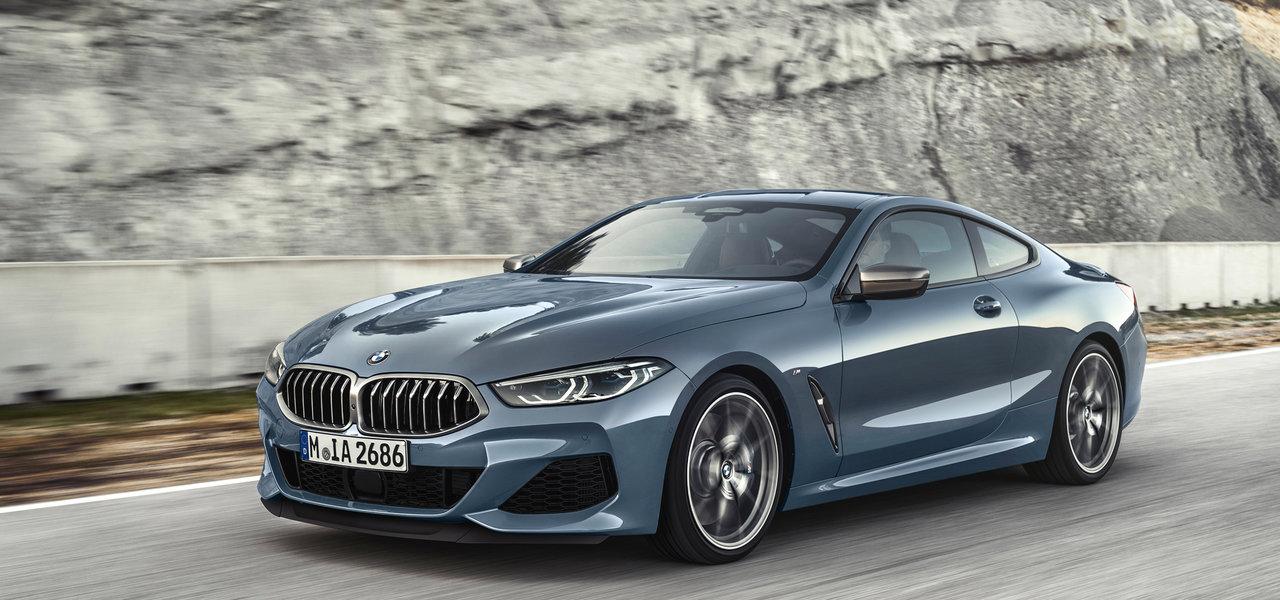 BMW、最上級クーペモデルの8シリーズに、3リッター直列6気筒ガソリンモデルを追加|BMW