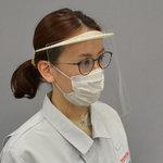 トヨタグループが医療用フェイスシールドの生産を本格化|TOYOTA