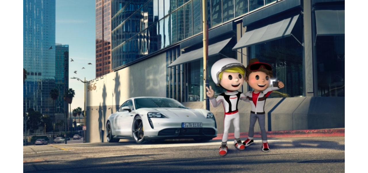 ポルシェが世界中のステイホームな子どもたちに向けた「Porsche 4Kids」をローンチ|Porsche