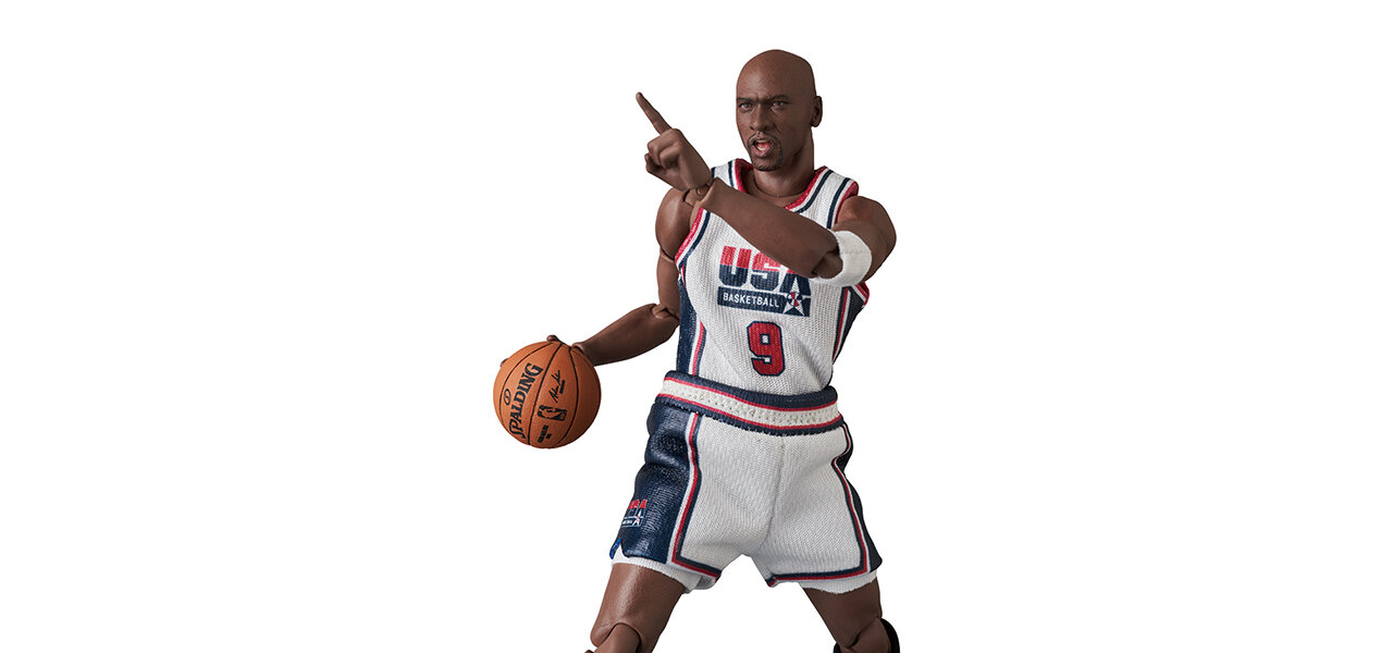 MAFEX Michael Jordan (1992 TEAM USA) |MEDICOM TOY
