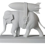 Elephant with Bomb|MEDICOM TOY