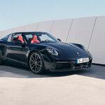 新型ポルシェ 911タルガ4、タルガ4Sがデビュー|Porsche