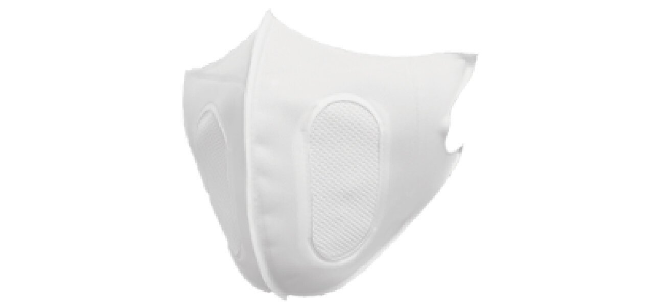 湿度を逃がしてムレを防止する、洗える高気密マスク|HIVIX