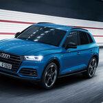 S lineをさらにスポーティで個性的に──Audi Q5 S line competition Audi