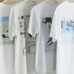 写真家・平野太呂と阿部健が自身で製作するフォトTシャツシリーズ | grosso