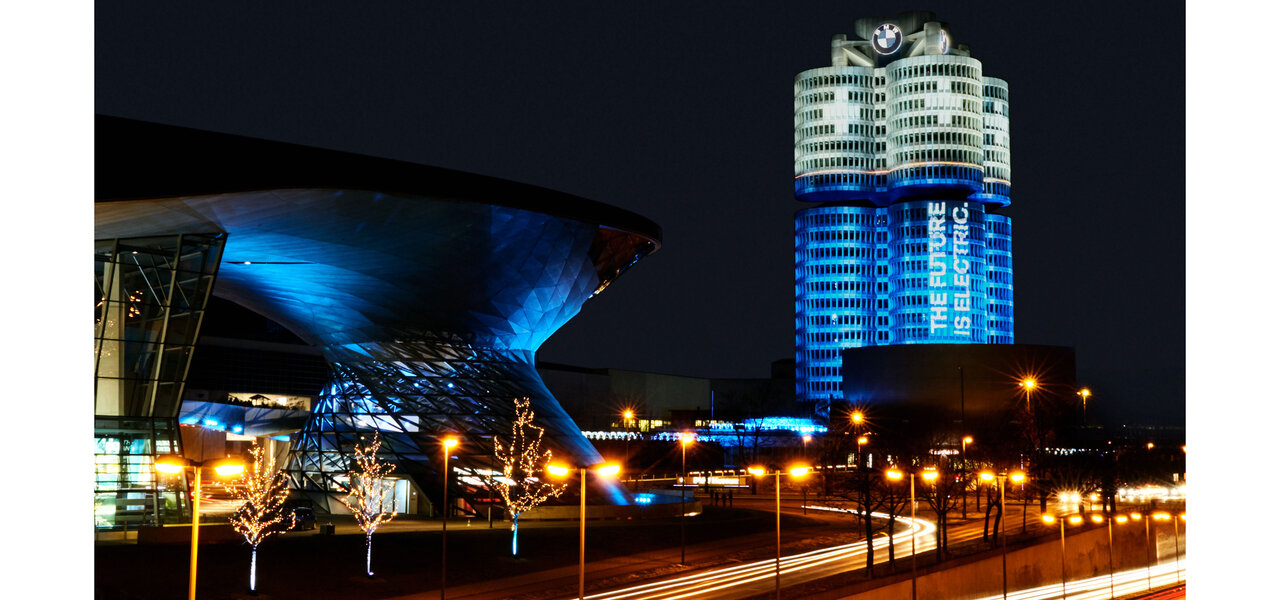 次世代車普及のため「Joy+ クリーン・エネルギー・プロジェクト」を始動 BMW