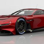 マツダがバーチャルレースカーの新作をオンライン上で公開|Mazda