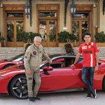 フェラーリ SF90ストラダーレとF1ドライバー、シャルル・ルクレールが主人公の短編映画|Ferrari