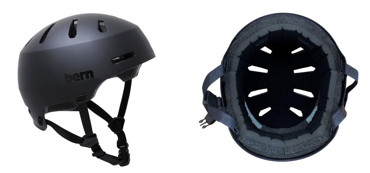 ボストン発のヘルメットブランド。ロングセラーのモデルがアップグレード bern