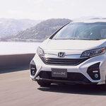 ホンダ、フリード モデューロXをマイナーチェンジ|Honda