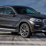 BMW X4に2.0Lディーゼルエンジン搭載モデルの「XDrive20d」を追加 BMW