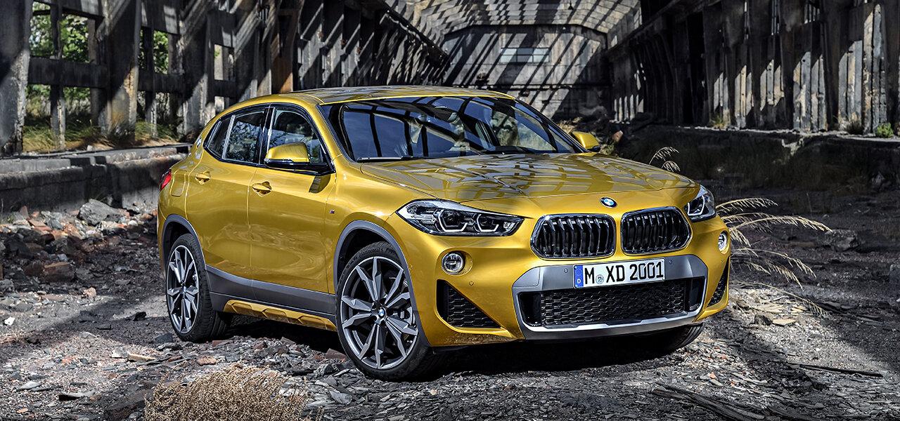 BMW X2に2リッタークリーンディーゼル搭載モデルを追加設定 BMW