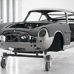 アストンマーティンDB5、ボンドカーとして現代に蘇る|Aston Martin