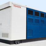 FCV「ミライ」のシステムを活用した燃料電池発電機を開発|TOYOTA