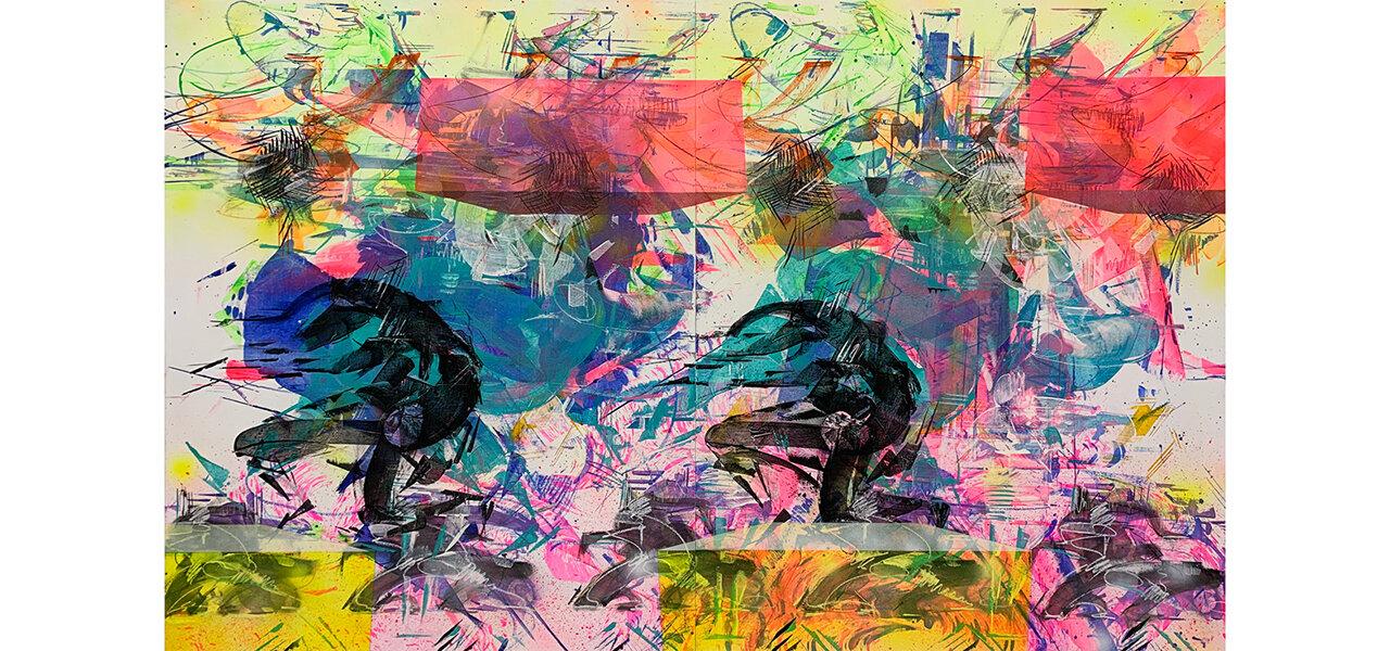 東京・南青山で小畑多丘 個展「Opposite Effects」開催|ART