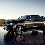 メルセデス・ベンツ、フルモデルチェンジした新型「GLEクーペ」を発表| Mercedes Benz