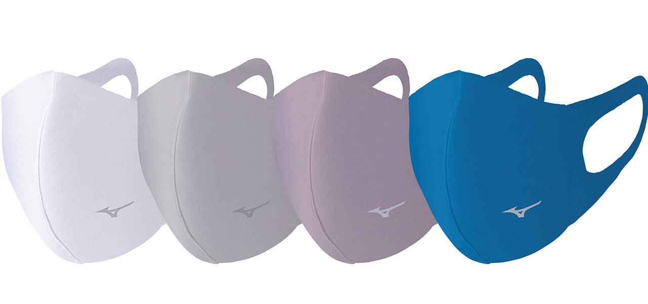 ミズノが接触涼感素材『アイスタッチ』を使用した夏用マウスカバーを新発売|MIZUNO