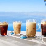 夏を彩る4種類のアイスコーヒーを数量限定で発売|NESPRESSO