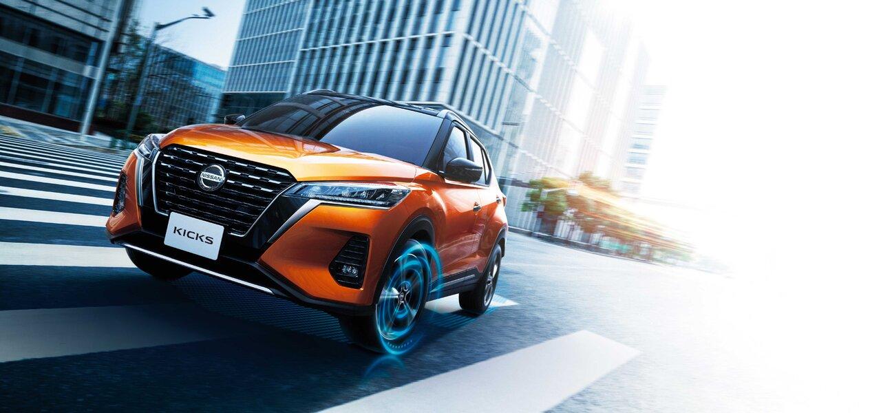 日産、e-POWER搭載の全く新しいコンパクトSUV「キックス」を発表|Nissan