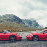 ポルシェ、ケイマンとボクスターに718Tモデルを追加|Porsche