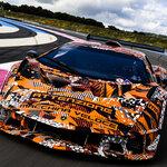 ランボルギーニ のサーキット専用ハイパーカー「SCV12」が今夏デビューへ|Lamborghini
