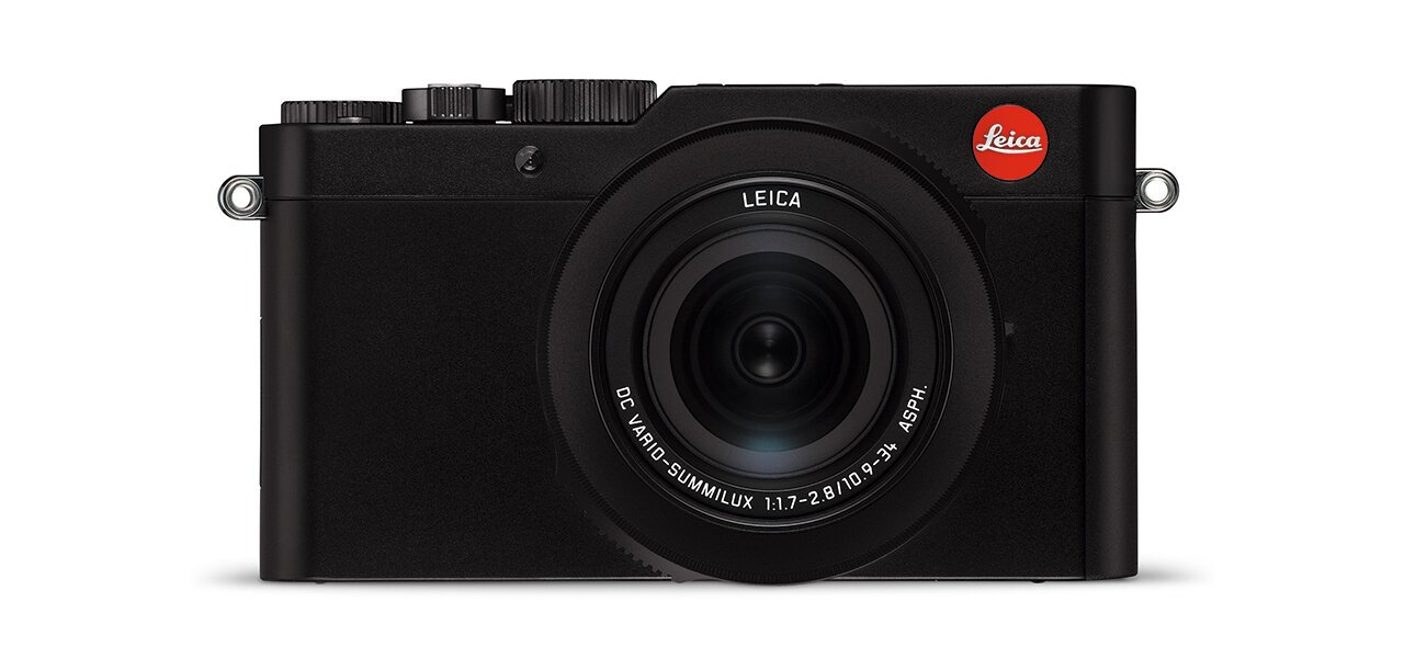「ライカD-LUX7」にブラックカラーが登場 LEICA