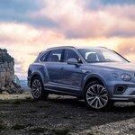 ベントレーが新しいデザインをまとった新型「ベンテイガ」を公開|Bentley