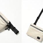 ショルダー、ウエスト、ワンショルダー、チェストリグ…4WAY仕様のバッグ|bal / PORTER®