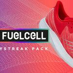 ニューバランス「FuelCell TC/5280」にあざやかな新色が登場 New Balance