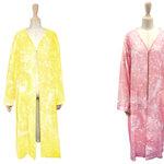 真夏に着用できるオーガンジーコートに新色が登場 JANTJE_ONTEMBAAR