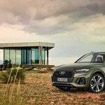 アウディのSUV「Q5」がマイルドハイブリッドなど搭載して大幅にアップデート Audi
