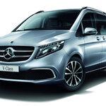 Vクラスに安全運転支援システムなどを標準装備| Mercedes Benz