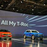 フォルクスワーゲンの新型クロスオーバーSUV「T-Roc」が日本デビュー|Volkswagen