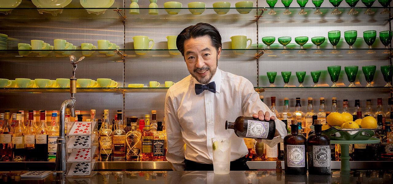 代々木上原「Fireking Café」阿部俊英さんに聞く「MONKEY 47」の魅力|MONKEY 47