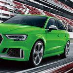 アウディ、RS3スポーツバック/RS3セダンを2年ぶりに国内発売 Audi