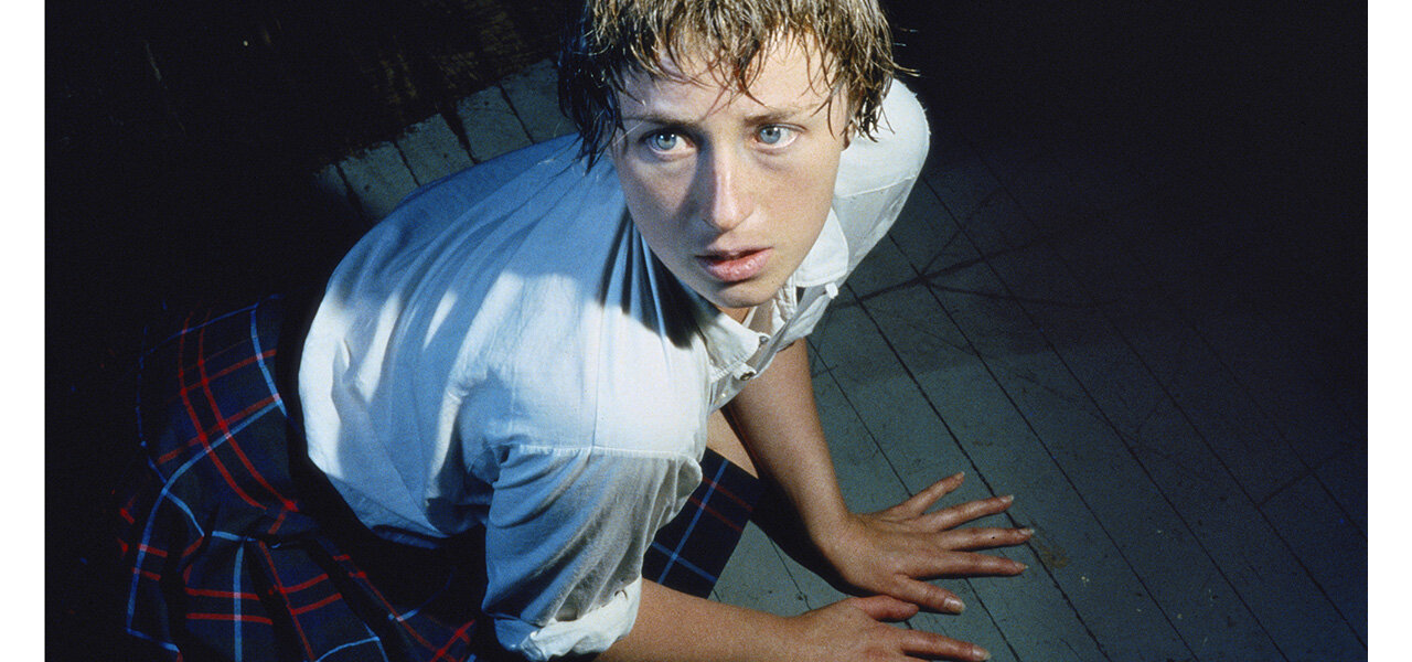Cindy Sherman Untitled #92、1981 Chromogenic color print  61 x 121.9 cm  Courtesy of the Artist and Metro Pictures, New York© 2019 Cindy Sherman