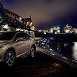レクサスRXが安全装備を向上させるなどアップデート|Lexus