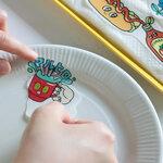 夏休みの自由研究に。親子で楽しめる転写ステッカークラフトキット|BARBAR