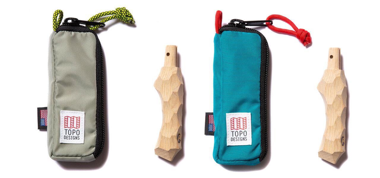 アウトドアの定番「オピネル #8ナイフ」の専用グリップとケースが登場|Nicetime Mountain Gallery
