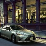 デジタルアウターミラーをアップデート──ESが一部改良|Lexus