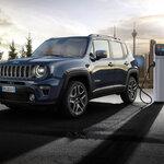 ジープ初のPHEV「レネゲード 4xe」が今秋、国内で販売開始|Jeep®