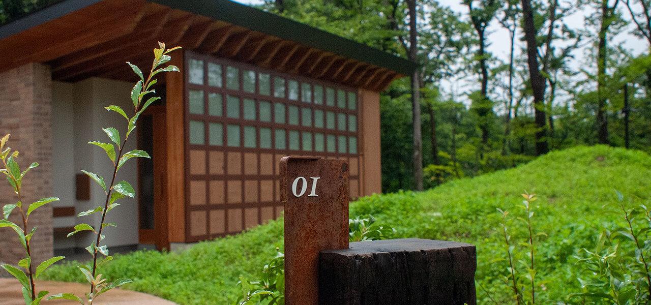 自然と融合するリゾート「アートビオトープ」がオープン|ART BIOTOP