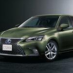 レクサスCTがより安全性能を高める一部改良を実施|Lexus