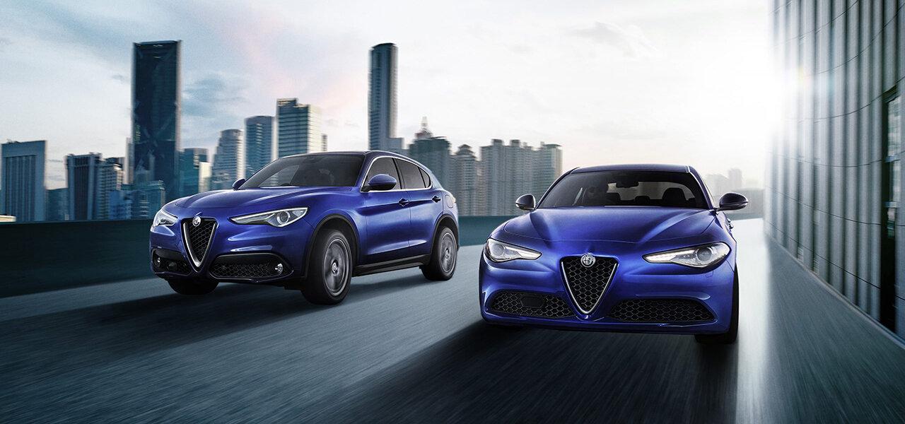 アルファロメオ ジュリアとステルヴィオに新たなエントリーグレード「スプリント」追加|Alfa Romeo