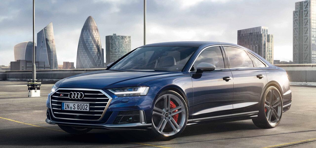 アウディSモデルのフラッグシップ、新型S8がデビュー Audi