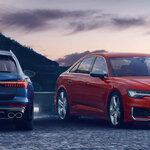 アウディがA6の高性能バージョン、新型S6、S6アバント、S7スポーツバックを発売|Audi
