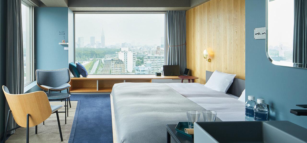 渋谷・ミヤシタパークに都市と人とつながるホテルが開業 sequence MIYASHITA PARK