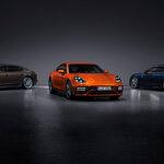 ポルシェ、よりハイパフォーマンスに生まれ変わった新型「パナメーラ」を発表|Porsche